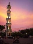 menara-masjid-darussalam-cilacap