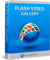 buy Kvisoft Flash Video Gallery